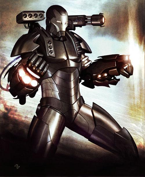 Baxter Doyle War-machine-iron-man2